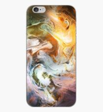 Fluid Movement Abstract Art iPhone Case