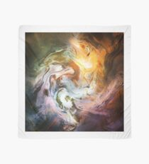 Fluid Movement Abstract Art Scarf
