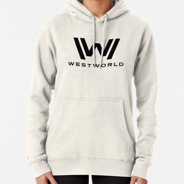 WestWorld Sudadera con capucha