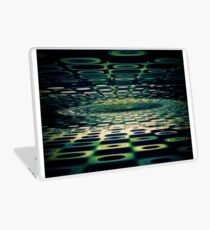 Into the Grid Laptop Skin