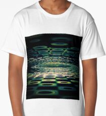 Into the Grid Long T-Shirt