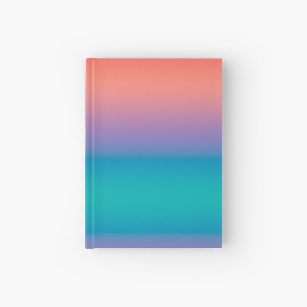 Summer Ombre  Hardcover Journal