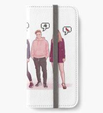 FRIENDS - OT2017 iPhone Wallet/Case/Skin