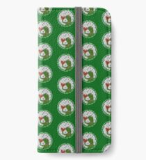 Kermit Sipping Tea (But that's none of my business) iPhone Wallet/Case/Skin