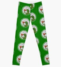 Kermit Sipping Tea (But that's none of my business) Leggings