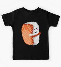 Camiseta para niños Abrazo de sushi
