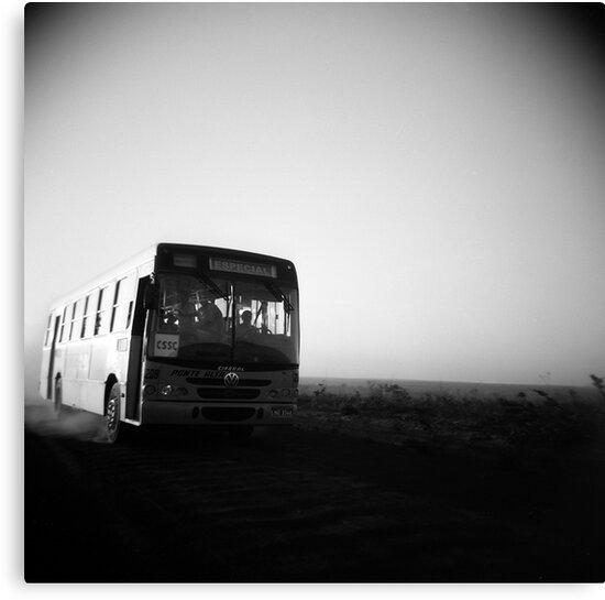 Dusty Ride by Melissa Ramirez