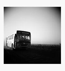 Dusty Ride Photographic Print