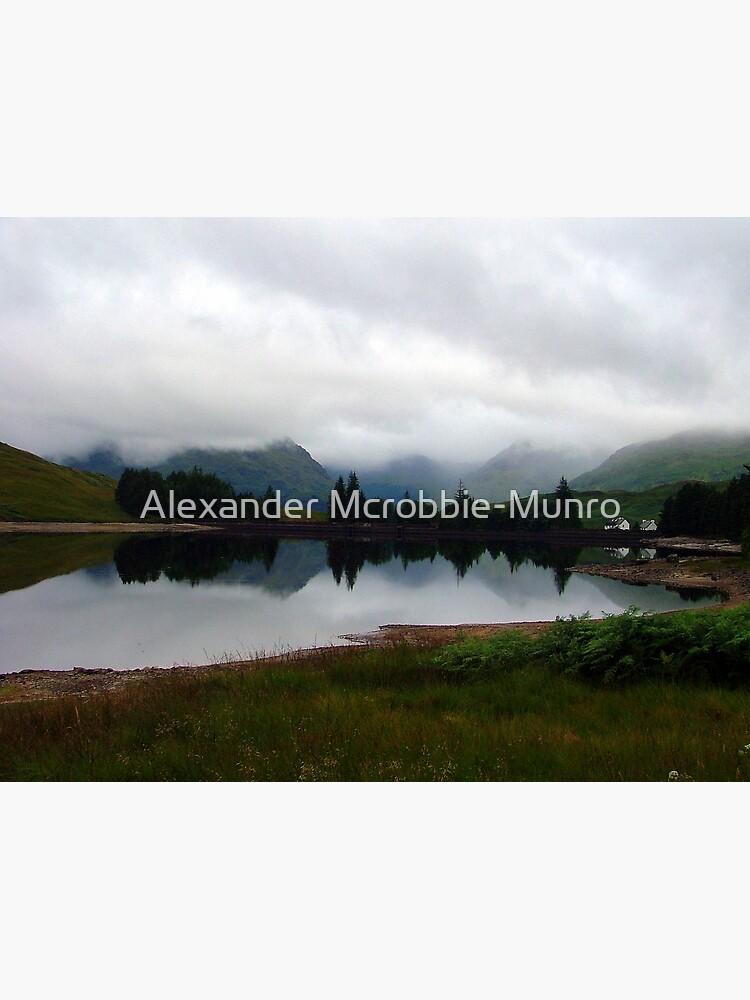 Loch  Arklet by Alexanderargyll