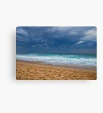 Ocean Beach Portsea..Victoria Canvas Print