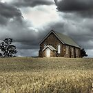 Church at Wallendbeen by GailD