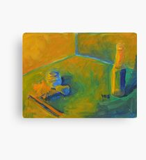 A World In Color Canvas Print