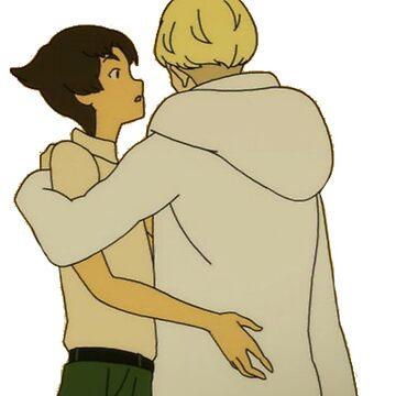 ryo y akira de SlNFULLE