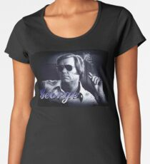 George tribute Women's Premium T-Shirt