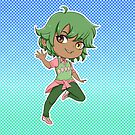 Alex Fierro by TheCafeMouse
