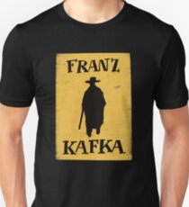 Franz Kafka Prague Unisex T-Shirt