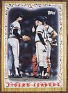 108 - Tigers Leaders by Foob's Baseball Cards