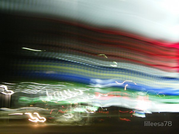 Abstract Suburbia by lilleesa78