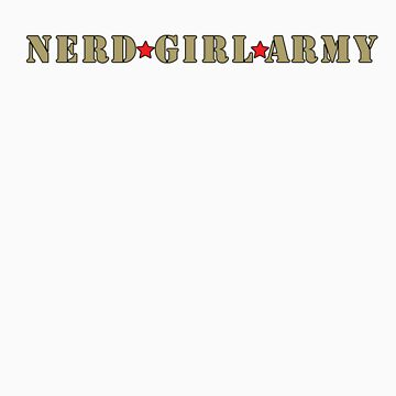 Nerd Girl Army by rachelyoung