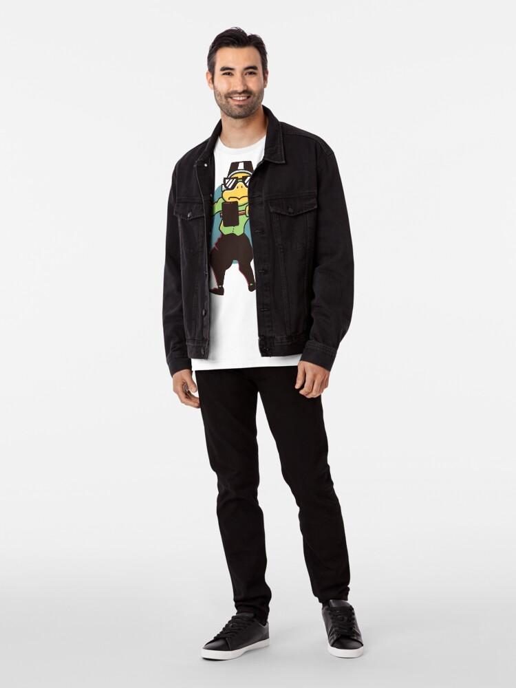 Alternate view of MC Hammer Bro Premium T-Shirt