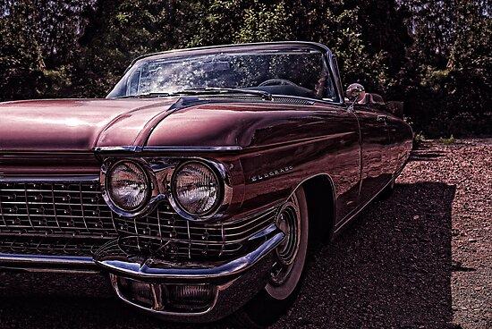 1960 Cadillac Eldorado Photographic Prints By Geirkristiansen