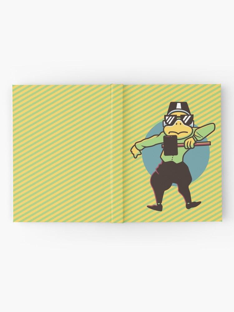 Alternate view of MC Hammer Bro Hardcover Journal