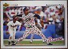 111 - Alejandro Pena by Foob's Baseball Cards