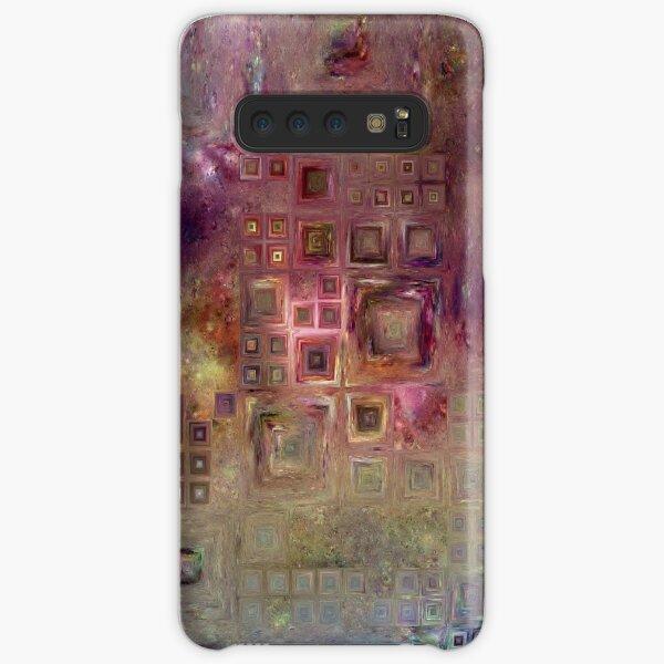 Crystalline Squares 6 Samsung Galaxy Snap Case