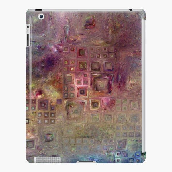 Crystalline Squares 6 iPad Snap Case