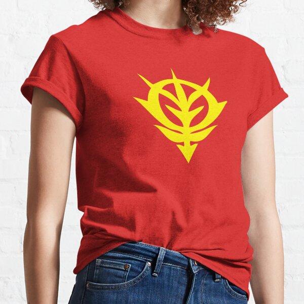 Gundam Zeon Logo Classic T-Shirt