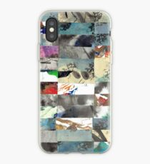 Cannibalized Painting Collage iPhone Case