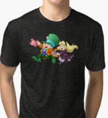 Tea Time Delight Tri-blend T-Shirt