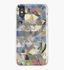 Canibalism collage iPhone Case