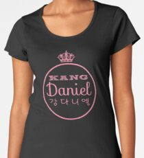 Kang Daniel, Daniel, Wanna one Women's Premium T-Shirt