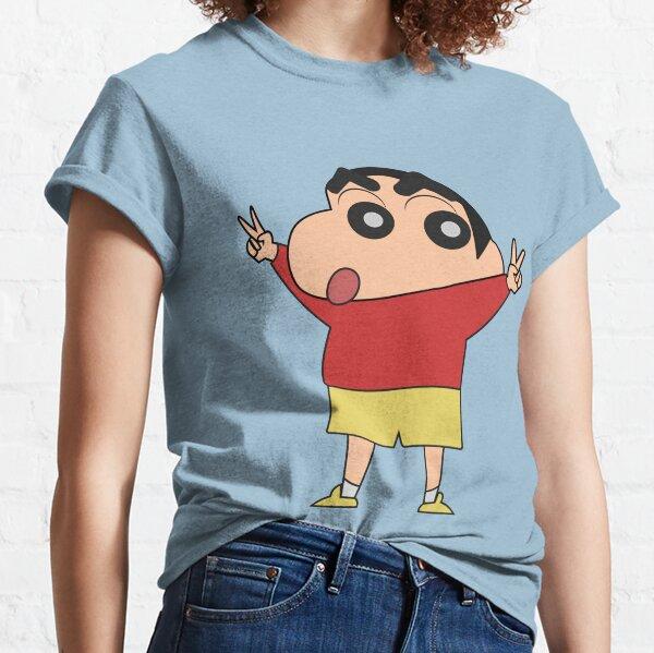 Shin chan para presidente Camiseta clásica