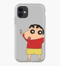 shin chan iphone cases covers redbubble