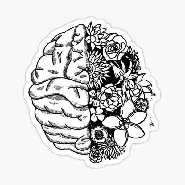 Beautiful Mind Sticker