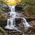 Tuscarora Falls by KPcaptures