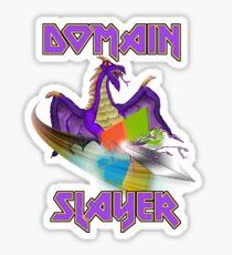 Domain Slayer Sticker