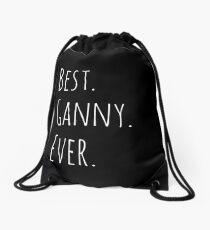 Best Ganny Ever Mother's Day Shirt Tank Graphic T-shirt Phone Case Laptop Decal Mug Tablet Case and Bag Drawstring Bag