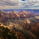 North Rim of Grand Canyon National Park by Daniel H Chui