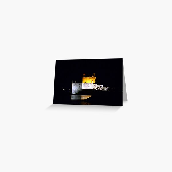 Eliean Donan Castle 9 Greeting Card