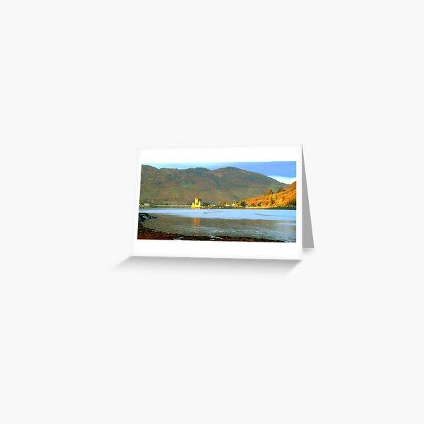 Eilean Donan Castle 10# Greeting Card
