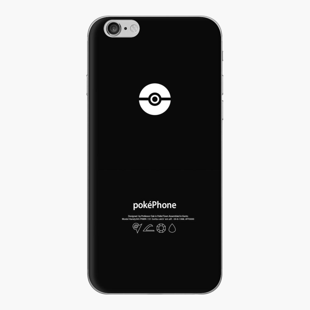 pokéPhone iPhone Skin