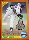 143 - John Burkett by Foob's Baseball Cards