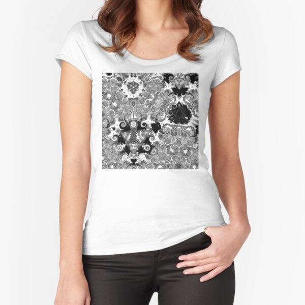 Gravitational Anomalies 2 Fitted Scoop T-Shirt