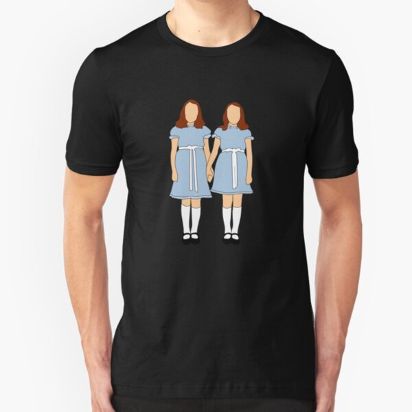 The Shining - Twins Slim Fit T-Shirt