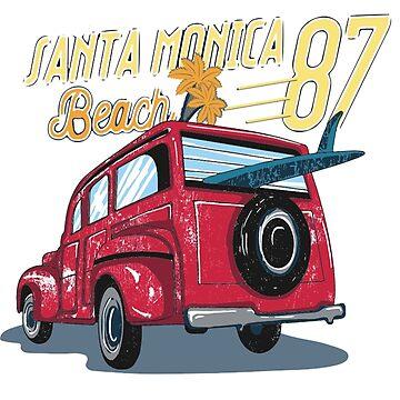 SANTA MONICA by supra974