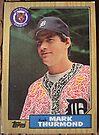 190 - Mark Thurmond by Foob's Baseball Cards