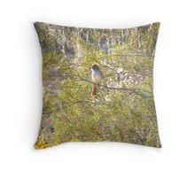 Bird Beauty Throw Pillow